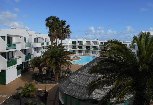à Costa Teguise - Costa Teguise Beach 2ch- 7 pers- 306